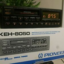 """PIONEER KEH-8050 BMW """"1988 1989 Saleen Ford Mustang"""" CASSETTE CAR STEREO AM/FM"""