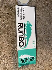 Runbo Pool & Spa Strips 7 in 1. 100 Count