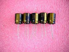 4700UF 6.3V - Radial Electrolytic Capacitors 105C - 20X15mm ( Lots 5 PCS )