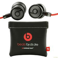 Beats by dre urbeats monster in-ear casque avec en ligne à distance microphone-b