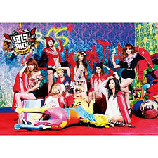 K-pop Girls' Generation - Vol. 4 [I GOT A BOY] (SNSD04)