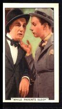 Gallaher Film Episodes 1936 - Rebla & Mackenzie Ward No. 40