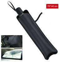 79*145cm Frontscheibe Sonnenschutz Auto Windschutzscheibe Sonnenschirm UV Schutz