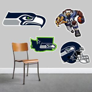 Seattle Seahawks Wall Art 4 Piece Set Large Size------New in Box------