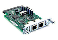 Cisco VIC2-2FXS 2-port Voice Card 2811 2821 2851 3725