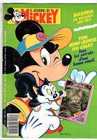 LE JOURNAL DE MICKEY n°1928 ¤ 1989 ¤ AVEC MINI-GUIDE DU CHAT