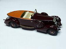 Kit pour miniature auto CCC : Rolls Royce Phantom II 125 RY Muliner 1934 réf 202