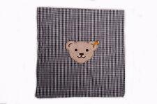 Steiff Baby Schlummerkissen Kissen Kissenhülle für Wiege Vickykaro  30x30 cm neu