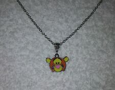 TIGGER TSUM TSUM Inspired Charm NECKLACE Party Bag Filler Gift