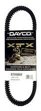 Yamaha SR Viper LTX, 2014-2017, Dayco XTX5058 Xtreme Drive Belt - DX, LE, SE