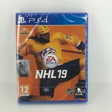 NHL 19 PS4 / Playstation 4 Game - New and Sealed Fast and Free Delivery