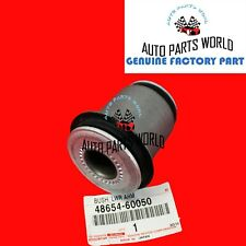 GENUINE TOYOTA 4RUNNER LEXUS GX460 FRONT LOWER CONTROL ARM BUSHING 48654-60050