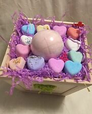 Womens BIRTHDAY Beauty gift HAMPER BASKET PAMPER FOR HER  ALL OCCASIONS MUM