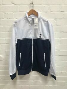 Tottenham Hotspur Men's Jacket - Spurs Track Top - Various Sizes - New w Defect