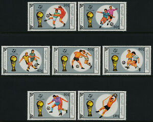 Mongolia 1838-45 MNH World Cup Soccer, Sports, Boats, Architecture