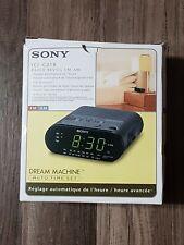 SONY Dream Machine ICF-C218 AM FM Alarm Clock Radio NIB