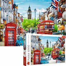 Trefl 1000 Piece Jigsaw Puzzle London Street