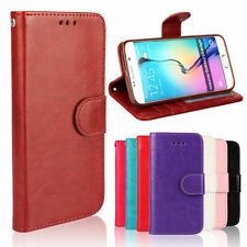 Unbranded/Generic Leather Mobile Phone Wallet Cases with Card Pocket