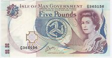 More details for isle of man five pounds note | bank notes | pennies2pounds