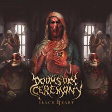Doomsday Ceremony : Black Heart CD (2016) ***NEW***