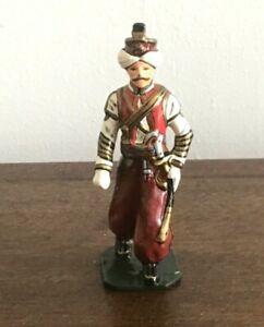 King and Country Napoleonic Mameluke. Napoleonic glossy figure