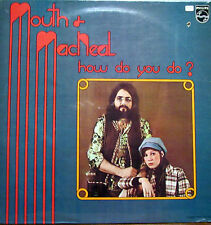 Mouth & Mac Neal - How do you do (USA 1972)  still sealed !!