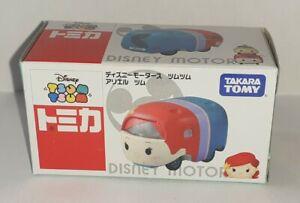 Véhicule Miniature Disney Ariel Motors Tsum Tsum Takara Tomy A-10 no la Bête