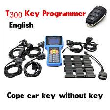 Auto Key Programmer T-300 Newest Version Transponder T-Code Diagnostic Scan Tool