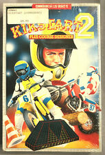 Kikstart 2 for Commodore-Arcade Game 5.25 inch diskette version Mastertronic NIB