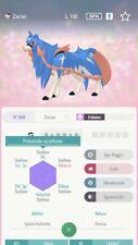 Zacian Liv 100 • Scambio Su Pokémon Home Compatibile Spada Scudo Sword Shield