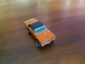 Micro Machines Pontiac 65 GTO Orange convertible Car Machine
