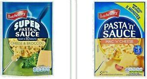 PASTA N SAUCE BATCHELORS READY IN 5 MIN 99g LOW FAT MAC & CHEESE & BROCCOLI