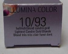 Wella Illumina Color 10/93 luz brillante Cendre'Oro 60ml