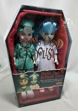 Ldd living dead dolls Exclusive * Doctor Dedwin and Nurse Necro * Sealed dr