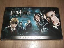 Harry Potter und der Orden des Phoenix 2-Disc DVD Edition inkl. 4 Aktionfiguren