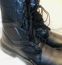 Under Armour  FNP Side-Zip Black Leather Tactical / Patrol Boots 1296240 SALE!