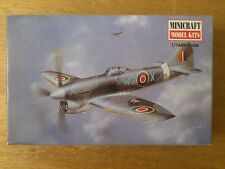 1:144 Minicraft no. 14415 Hawker Tempest by Kit