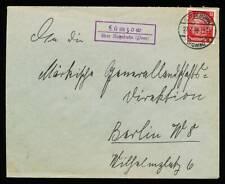 170192) DR Landpostblg. Lümzow über Ratzebuhr