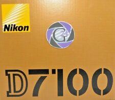 Nikon D7100 Digitalkamera  - Nur 24695 Klicks - 12 Monate Gewährleistung
