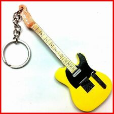 BRUCE SPRINGSTEEN - GUITARE MINIATURE PORTE CLE ! Keychain Mini Electric Esquire
