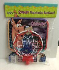Scooby-doo Wastebasket Backboard New Basketball Hoop For Garbage Can