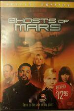 John Carpenter's Ghosts of Mars (DVD, 2001, Special Edition)