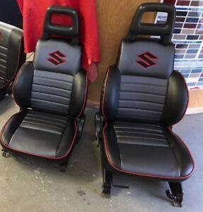 1986-1995 Suzuki Samurai KIT(Seat Covers and Door Panels SKINS)