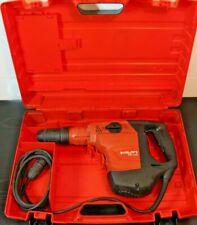 HILTI TE60 TE 60 SDS MAX SDSMAX Bohrmaschine Bohrhammer Schlagbohrhammer Meissel