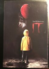 Neca/Reel Toys! New Pennywise 7-inch Action Figure From The 2017 Movie IT!