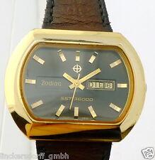 Zodiac Kultuhr seventies Automatic Double Herren Armbanduhr aus den 1970erJahren
