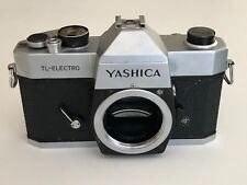 Yashica Tl-Electro 35Mm SLR Film Camera