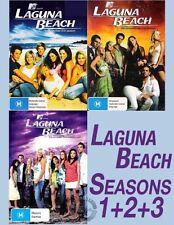 LAGUNA BEACH Series : SEASONS 1 2 3 : NEW DVD