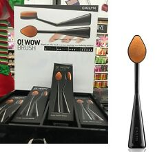 Cailyn Brush  Pro Oval Curved Foundation Brush O Wow , Curved Foundation Brush
