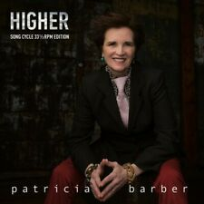 PATRICIA BARBER Higher: Song Cycle 33rpm Edition Limited Edition 180gm Vinyl Lp.